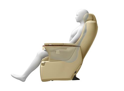 Ventilation seat