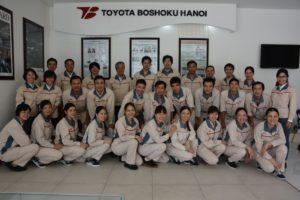トヨタ紡織、ベトナムの生産会社...