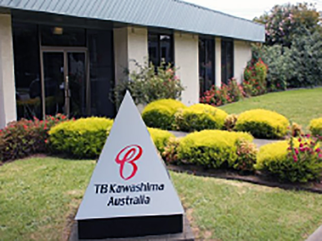 TBカワシマオーストラリア