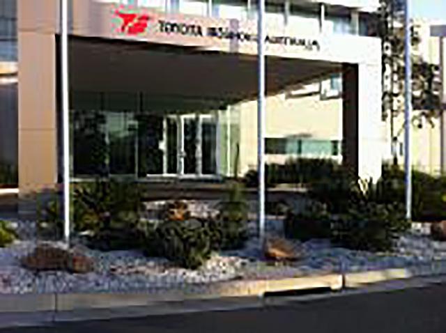 トヨタ紡織オーストラリア