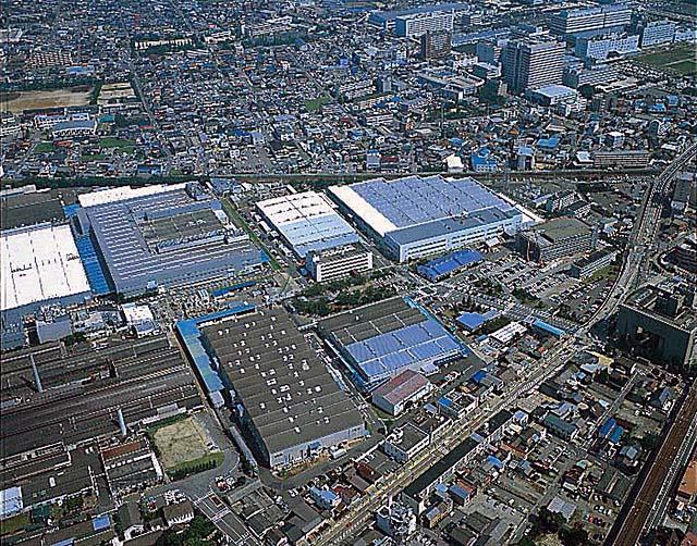 日本   グローバルネットワーク   企業概要   企業情報   トヨタ ...