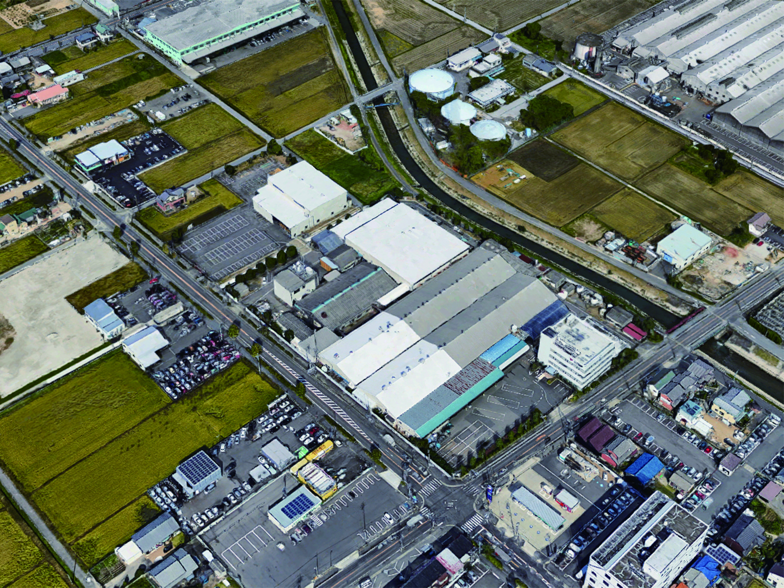 木曽川工場