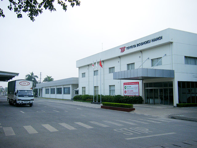Toyota Boshoku Gateway Thailand Co Ltd Asia Oceania Global
