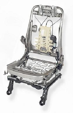 Toyota Boshoku Introduces New Streamlined Seat Frame Design